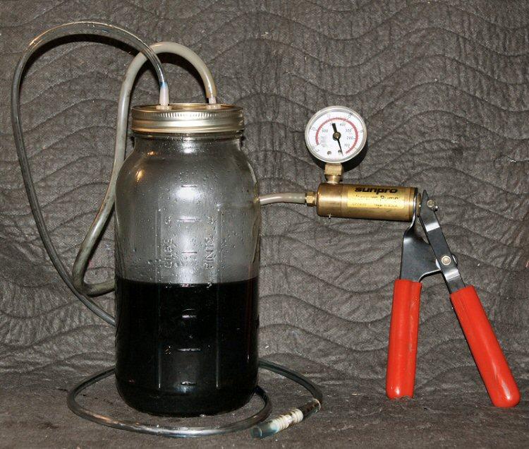 bullitt archive mustang brake fluid flush. Black Bedroom Furniture Sets. Home Design Ideas