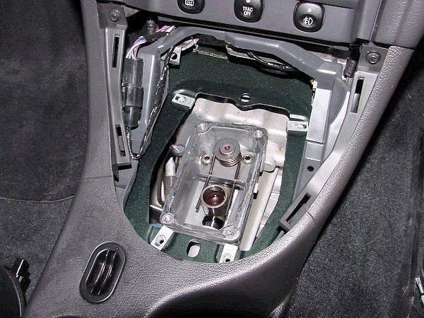 Bullitt Archive Mustang Steeda Tri Ax Shifter Installation